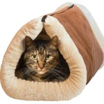 Cat Sleeping Bag and Tube